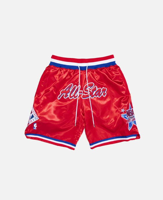 Just Don 91 All-Star West Satin Shorts
