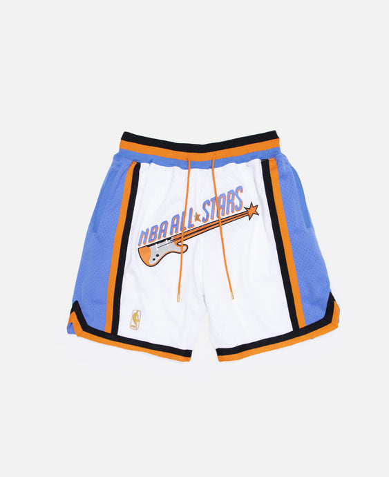 Just Don 97 Cleveland All-Star Mesh Shorts