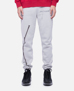 Men's Fleece Pants (Grey)