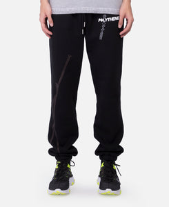 Men's Fleece Pants (Black)