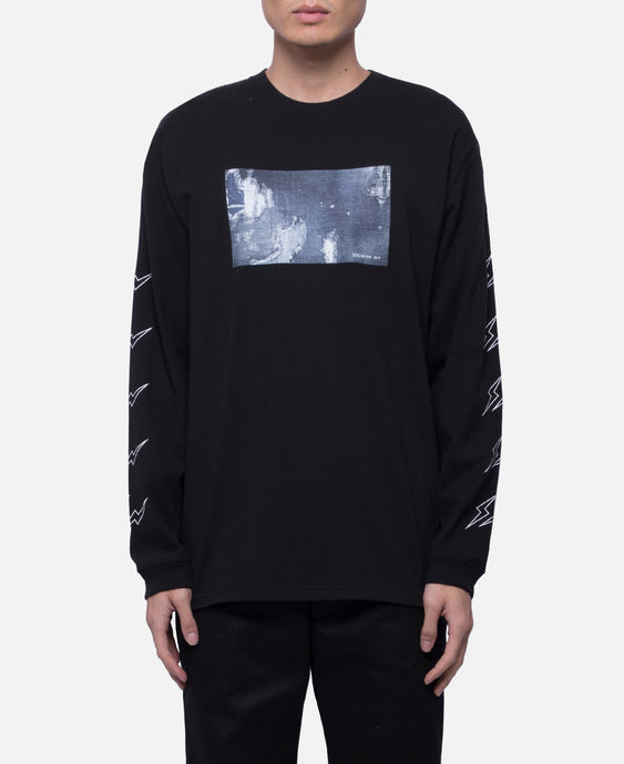 Long Sleeve T-Shirt (Black)