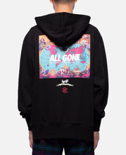 All Gone Diable Hoodie Parka
