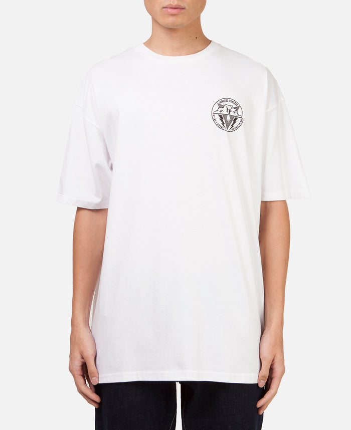 CLOUDS TEE WHITE