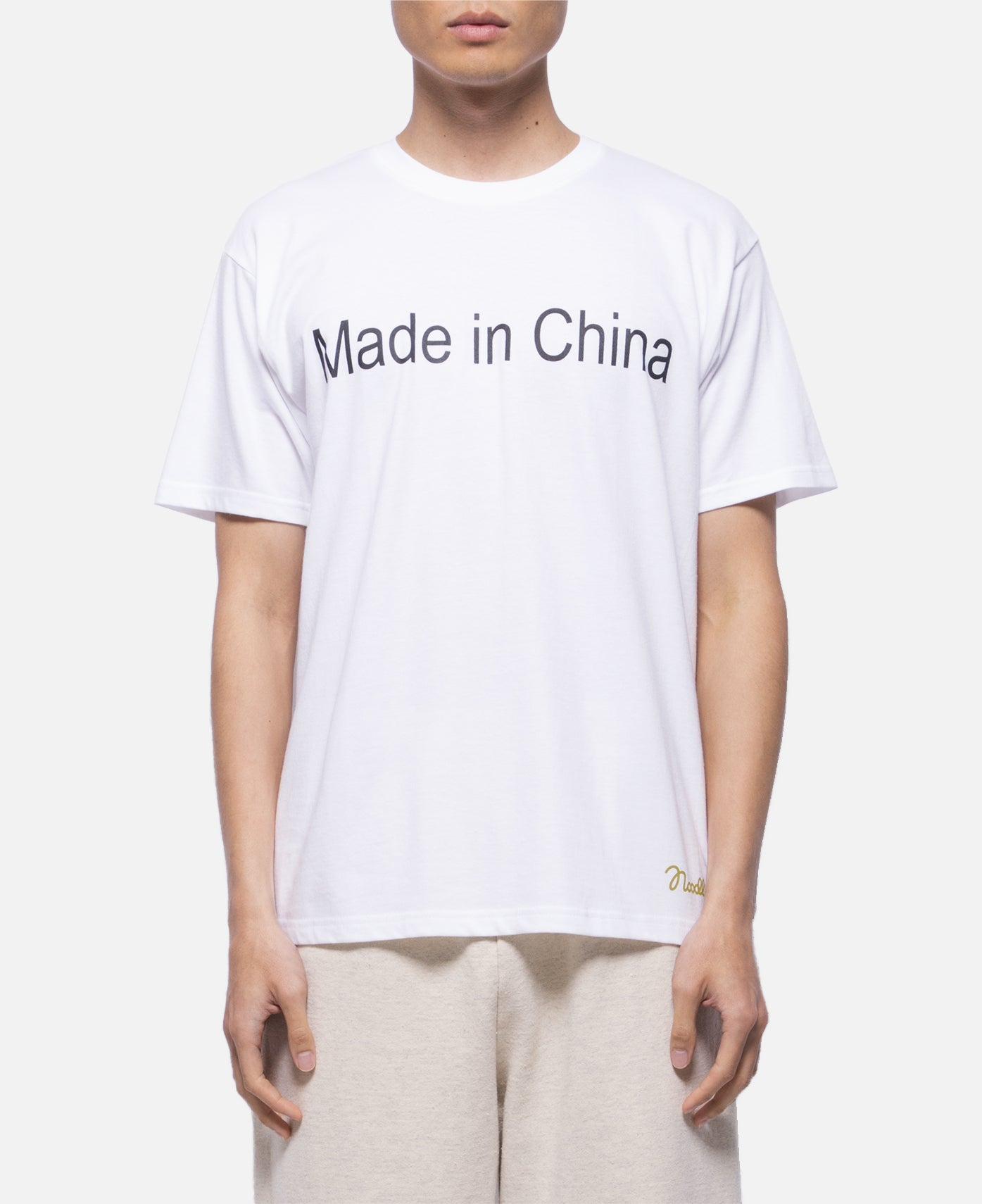 Novelty Series / Made In China Graphic T-Shirt