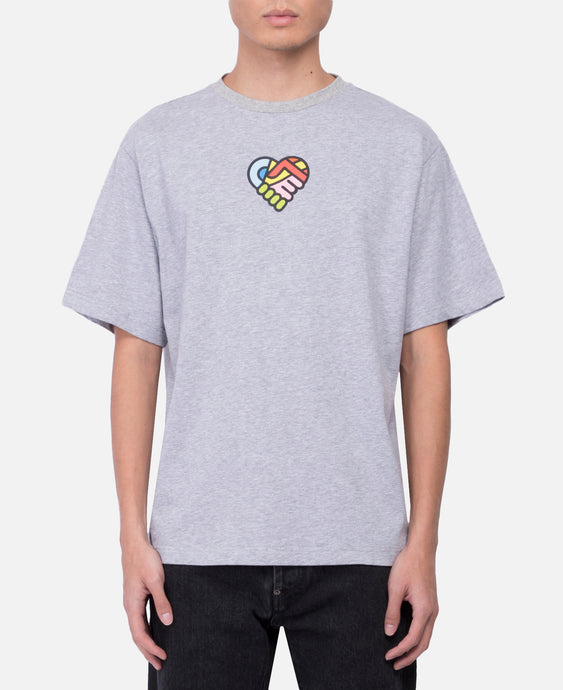 Self Love Logo S/S T-Shirt (Grey)