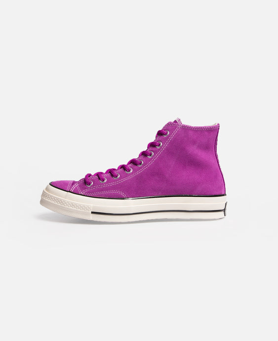 Chuck 70 Suede Hi (Purple)