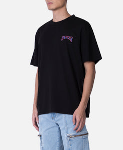 S/S Mountain Graphic T-Shirt (Black)