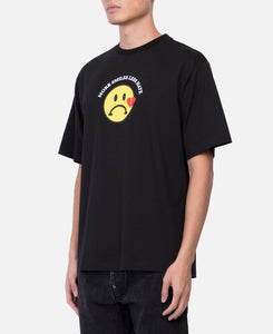 Frownie S/S T-Shirt (Black)