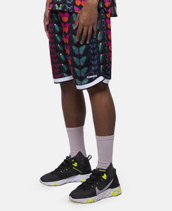 Butterfly Basketball Shorts (Black)
