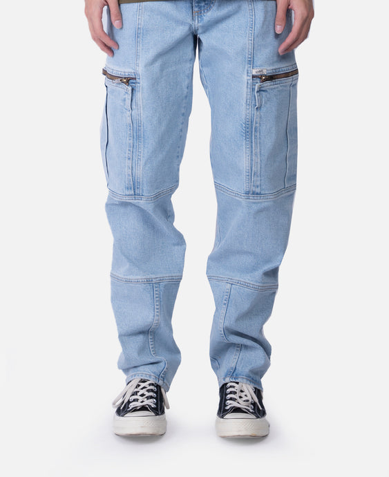 Cargo Pant (Blue)