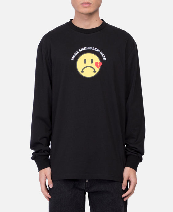 Frownie L/S T-Shirt