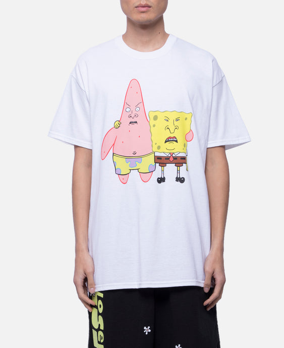 The Spongebutt Squarehead T-Shirt