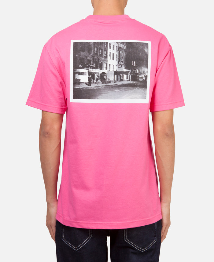 Nightwatch Tee Pink