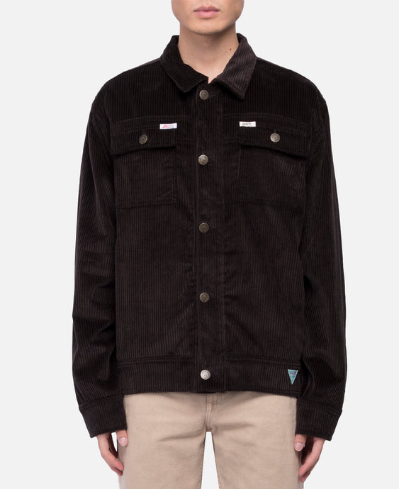 L/S Worker Jacket (Black)