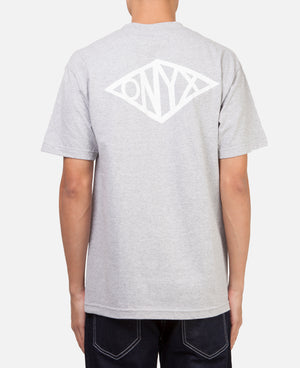 OG Diamond Tee Grey