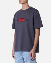 Fall S/S Graphic Logo T-Shirt (Grey)