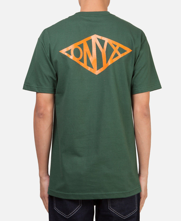 OG Diamond Tee Green