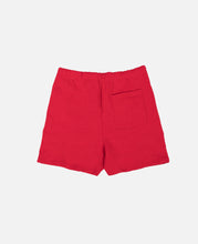 Fleece Shorts (Red)