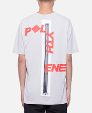 Graphical Pipe T-Shirt (Grey)