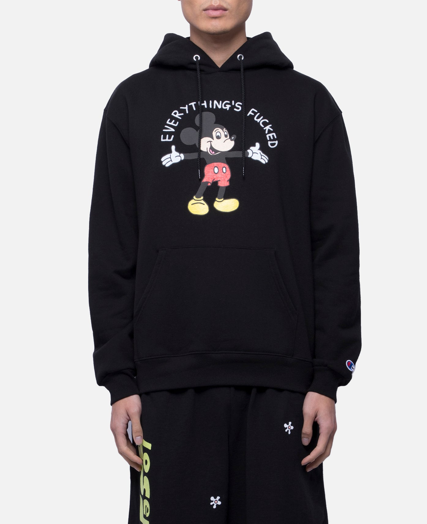 Everything's Fucked Hoodie