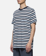Cruiser Stripe Pocket T-Shirt (Navy)