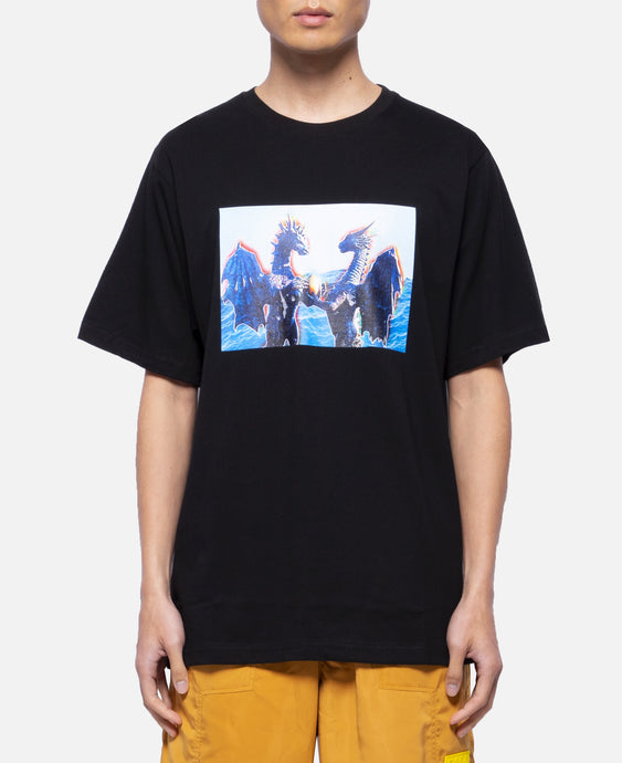 Lemuria Is A Place S/S T-Shirt (Black)