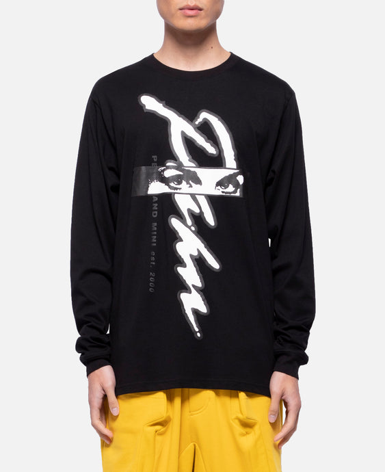 Rough Riding L/S T-Shirt (Black)