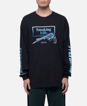 Smoking Gun L/S T-Shirt (Black)