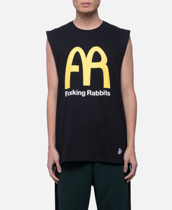 """FR logo"" Sleeveless T-Shirt"