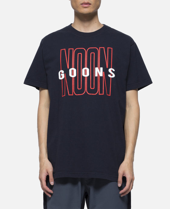 Tall Noon T-Shirt (Navy)
