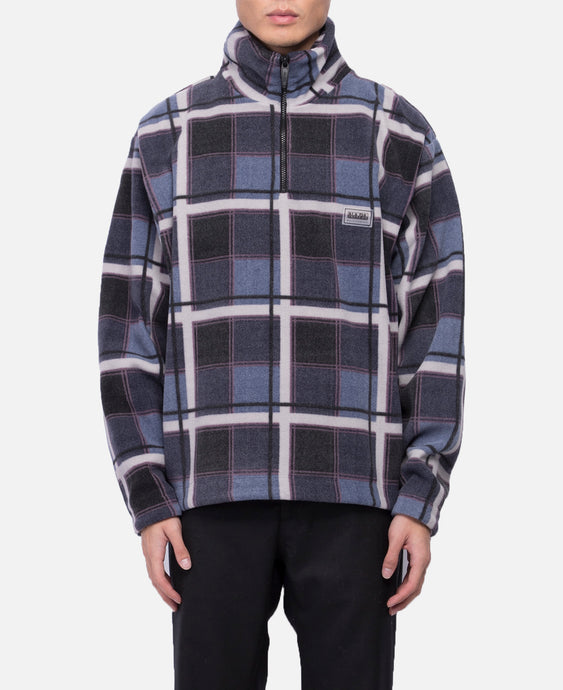 T-Nevis Print Check jumper