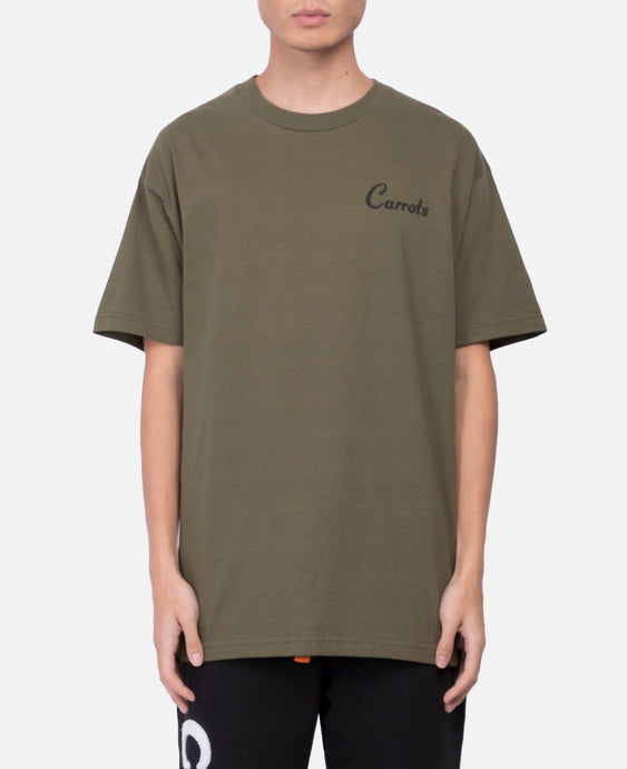 Andy Warhol T-Shirt (Olive)