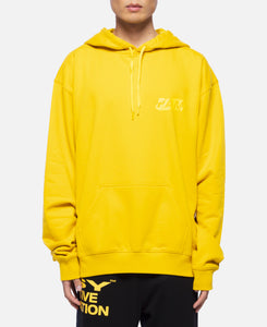 Gesters Hooded Sweat (Yellow)