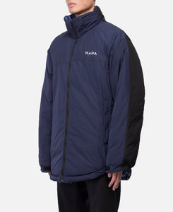 Mr Acho reversible puffer jacket