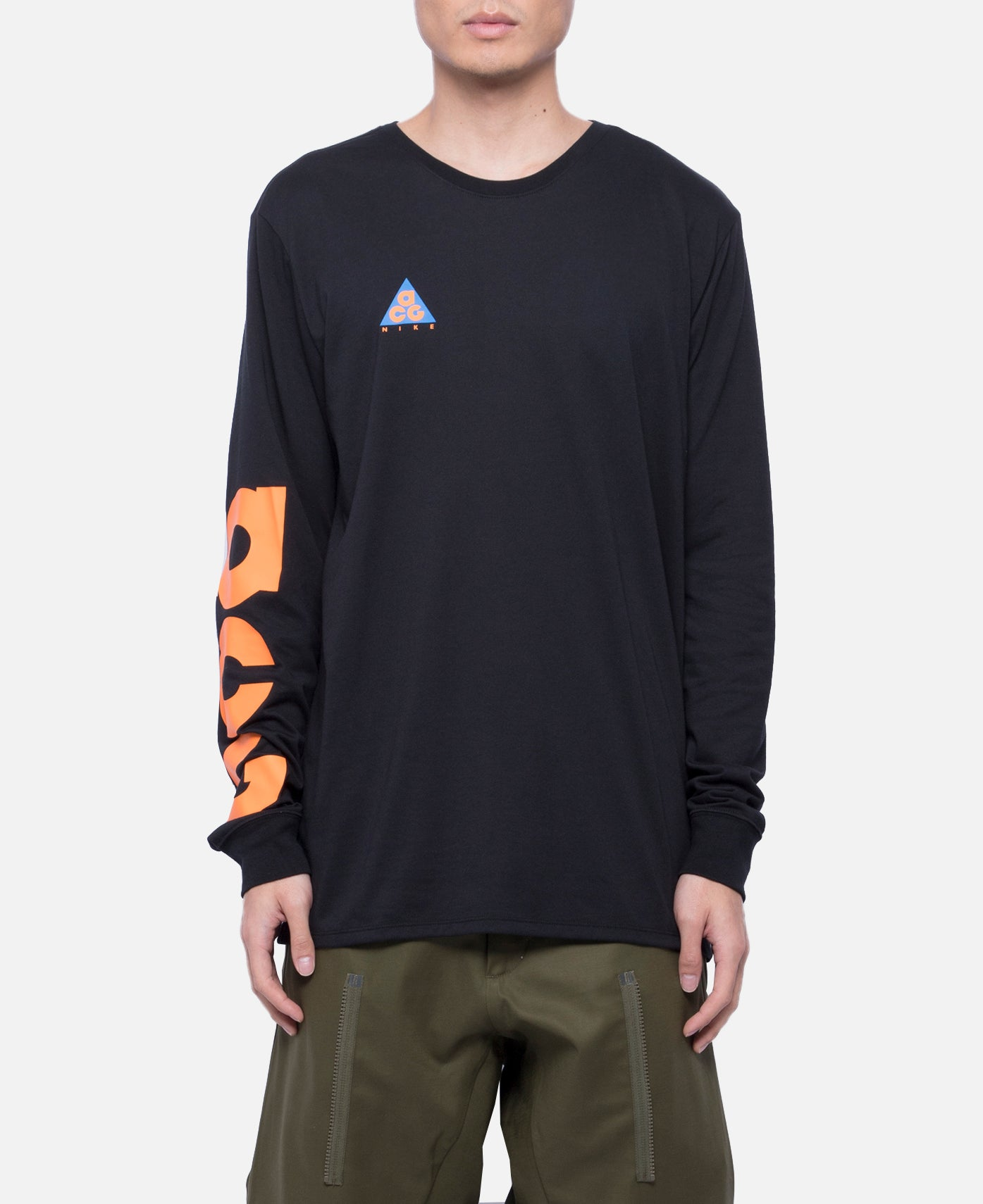 ACG L/S T-Shirt (Black)