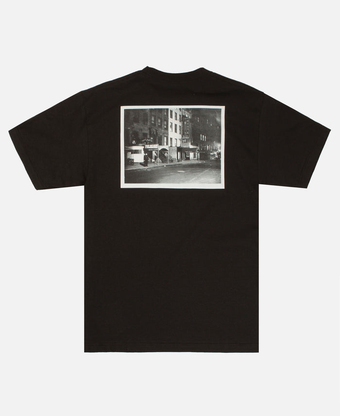 Nightwatch Tee Black