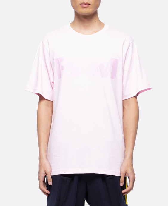 P.A.M. (S.Loops) Logo S/S T-Shirt (Pink)