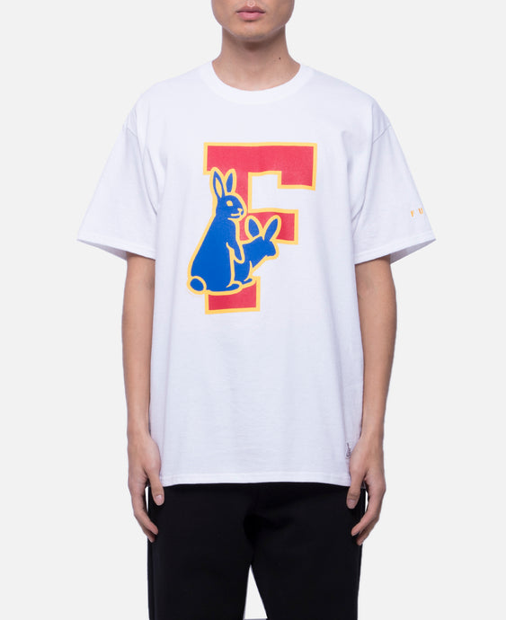 Rabbit's Foot T-Shirt (White)