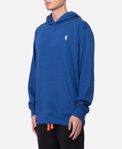 One Hit Patch Hoodie (Blue)