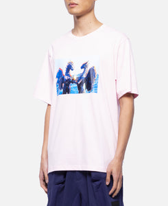 Lemuria Is A Place S/S T-Shirt (Pink)