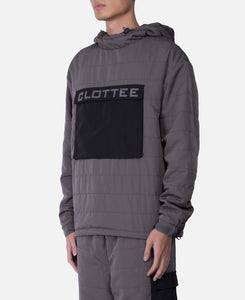 Pocket Pullover Sweat (Grey)