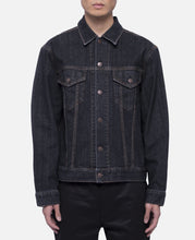 Washed Boxy Trucker Jacket
