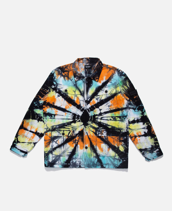 Sunburst Military Jacket (Multi)