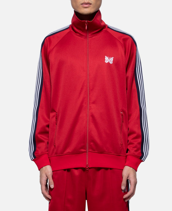 Track Jacket (Red)