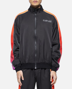 Gradient Track Jacket (Black)
