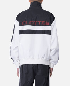 Reflective Stripe Track Jacket