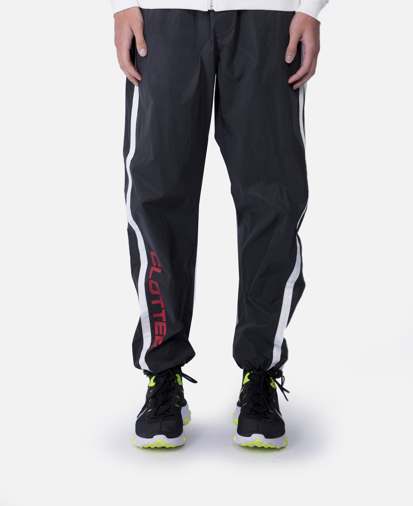 Reflective Stripe Track Pants