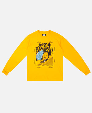 Scum L/S T-Shirt - Yellow