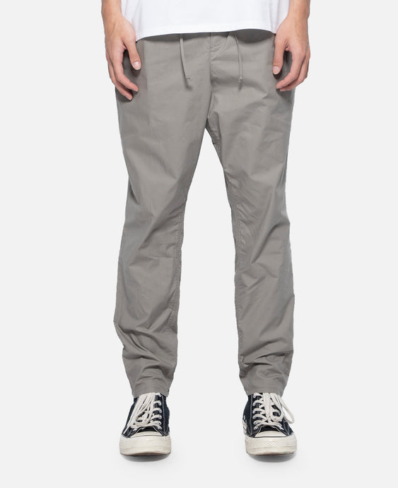 Tapered Easy Pants (Grey)