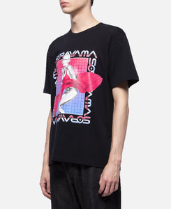 'Sexy Robot 03' T-Shirt (Black)